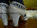 30 antique rhinestone shoes 1920