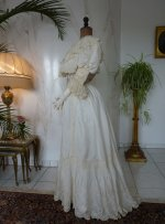 21 antique summer dress 1901