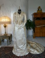 2 antique court dress 188