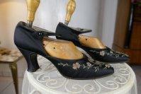 15 antique flapper shoes Berlin 1927