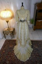 33 antique dress 1901