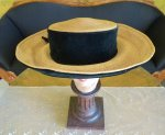 3 antique hat 1912 Cameron Titanic