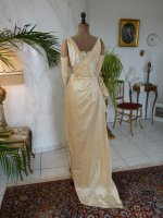 28 antique evening Dress 1919