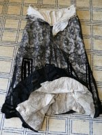 40 antique evening dress 1903