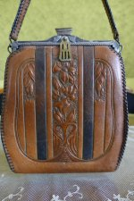 2 antique handbag 1918