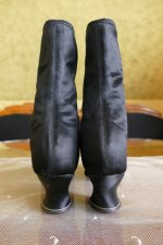 25 antique Facundo Garcia button boots 1879