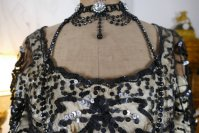 3b antique ball gown 1900