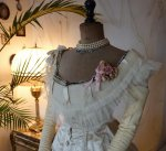 9 antique ballgown