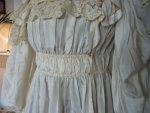 8 antique negligee 1900