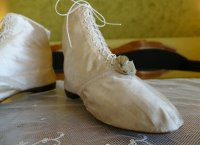9 antique wedding boots 1818