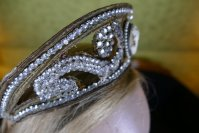 16 antique tiara 1910