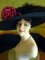 7 antique wax mannequin 1920
