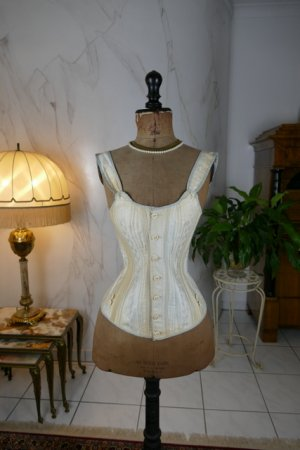 antique reliance corset 1899