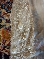 25b antique bridal gown
