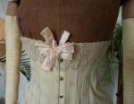7 antique corset 1900
