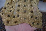 23 antique beaded flapper evening dress 1922