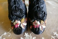 3 antique opera boots 1878