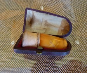 antique cigar holder