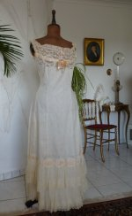 2 antique princess petticoat 1908