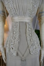3 antique summer dress 1906