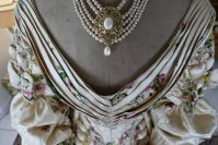 23 antique court dress 1838
