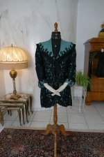 2 antique SCHUBACH Coat 1906