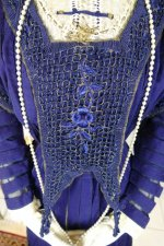 6 antique afternoon dress 1906