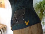 34 antique corset 1879