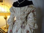 30 antique romantic period dress 1839