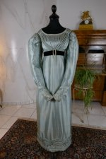 12a antique regency dress 1818