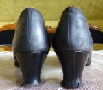 19 antique shoes Hellstern 1905