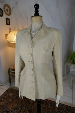 3 antique DRECOLL Jacket 1920