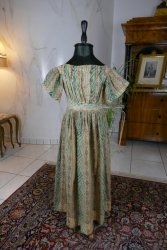 antique children dress 1856