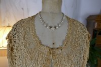 7 antique Drecoll Negligee 1912