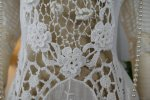 5 antique irish crochet dress 1904