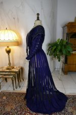 18 antique afternoon dress 1906