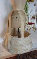 16 antique crinoline