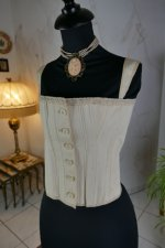 2 antique teenager corset 1905