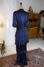25 antique hobble skirt Dress 1913
