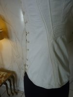 21 antique regency Corset 1820