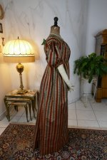 22 antique romantic Period dress 1825