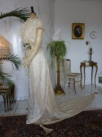 31 antique bridal gown