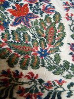 9 antique Paisley shawl 1815