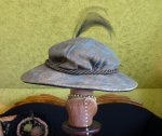 14 antique hat 1912