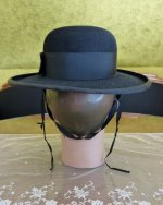 6 antique jewish hasidic hat 1910