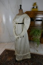10 antique empire dress 1815