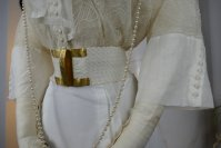 6 antique jackes doucet blouse 1910