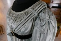 14 antique regency dress 1818