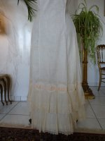 9 antique princess petticoat 1908