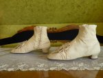 12 antique wedding shoes 1830
